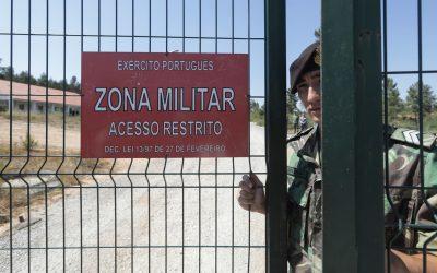 Tancos: Implicação da Judiciária Militar e GNR conhecida pouco tempo após achamento das armas