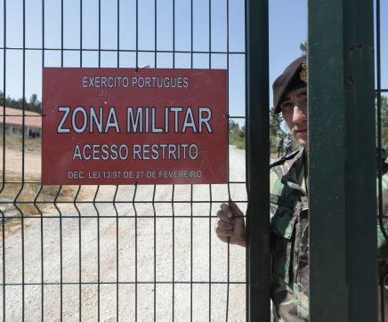 Mais um detido em prisão preventiva no caso Tancos