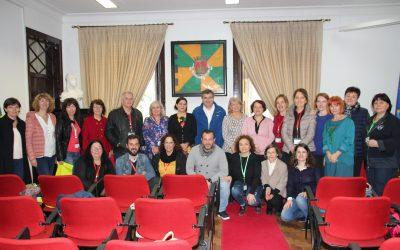 Município de Torres Novas recebe Comitiva Erasmus+
