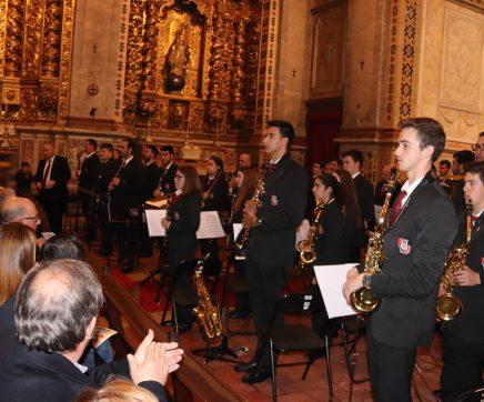 Concerto de Natal pela Sociedade Filarmónica Alcanedense