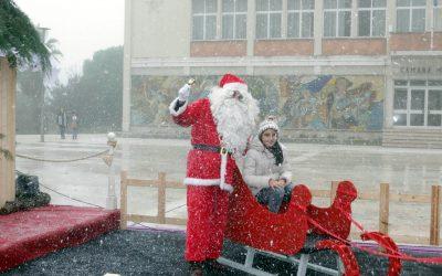 Crianças fazem do Cartaxo 'Terra de Natal'