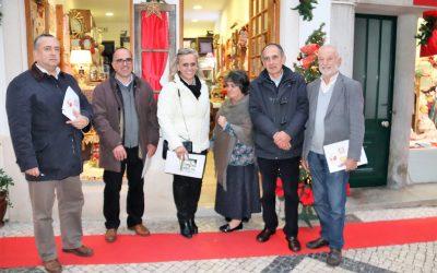 Montra da Rua Serpa Pinto vence Concurso 'Reino do Natal'