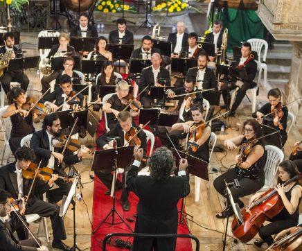 Concerto solidário de Ano Novo com a Orquestra do Norte