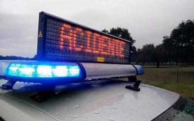 Despiste na A1 após a saída de Santarém provoca dois feridos
