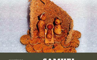 Exposição de Presépios em Cortiça de Samuel Machado