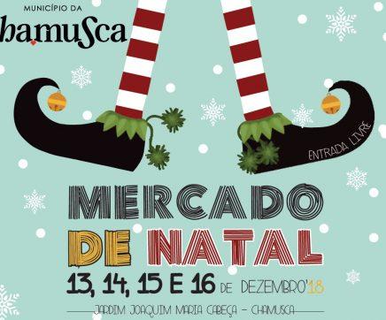 Mercado de Natal na Chamusca com pista de gelo ecológica e animação para toda a família