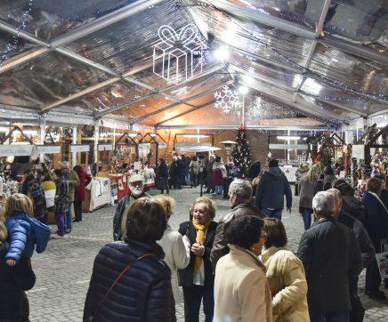 Mercado de Natal já arrancou na Chamusca