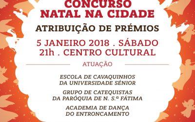 """Entroncamento organiza 8ª Edição do Concurso """"Natal na Cidade"""""""