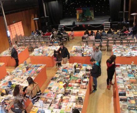 Centro Cultural do Entroncamento recebeu Feira do Livro