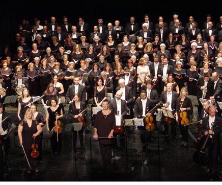 Coral Sinfónico de Portugal prepara em Torres Novas dois concertos para 2019