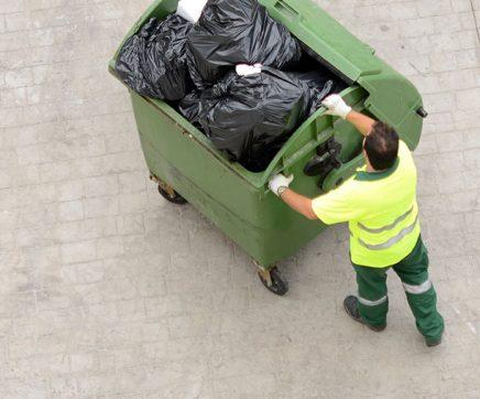 Santarém sem recolha de lixo no Natal e Ano Novo