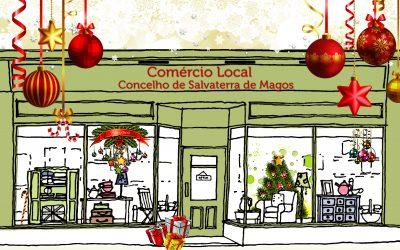Salvaterra de Magos dinamiza 6ª Edição do Concurso de Montras de Natal