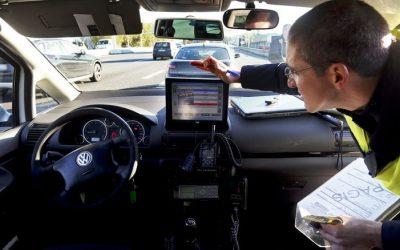 PSP divulga controlo de radares de Junho