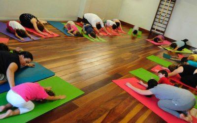 Yoga para crianças volta à Biblioteca Municipal
