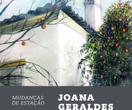 """Exposição de Desenho e Gravura """"Mudanças de Estação"""" de Joana Geraldes"""