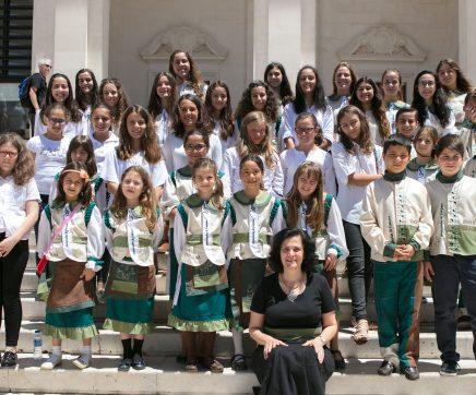 Concerto em Fátima junta Schola Cantorum e Coro Infantil da Universidade de Lisboa