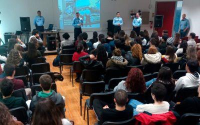 GNR realiza acções de sensibilização em Escola de Benavente para prevenir consumo de estupefacientes