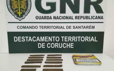 Jovem fica em prisão preventiva por tráfico de droga