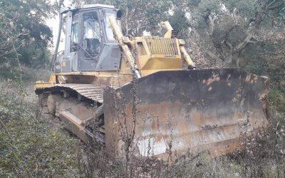 GNR recupera máquinas industriais furtadas