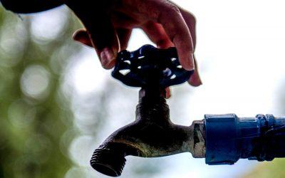 Corte no abastecimento de água em Samora Correia
