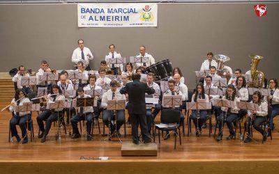 Banda Marcial de Almeirim apresenta novo maestro no Concerto de Ano Novo