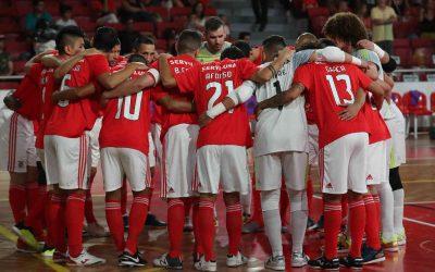 Vitória traz a Santarém estrelas do futsal do Benfica