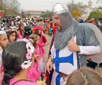Alterações climáticas são tema de Carnaval em Santarém