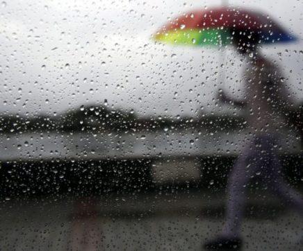 Distrito de Santarém sob aviso amarelo por causa da chuva