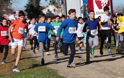 Mais de dois mil jovens participam no Corta-Mato do Desporto Escolar em Almeirim (C/VÍDEO)