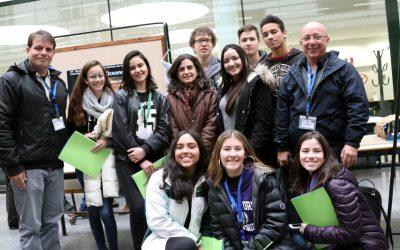 45 alunos estrangeiros participam no Encontro Internacional da Escola Sá da Bandeira