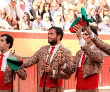 """Forcados convocam protesto por touradas serem """"censuradas"""""""