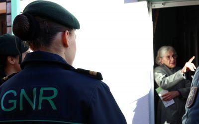 GNR alerta para burlas de falsos funcionários
