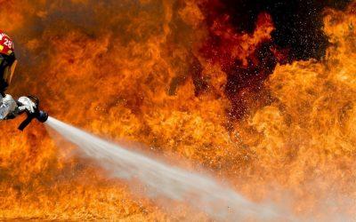 Proteção Civil alerta para aumento do risco de incêndio e para proibição de queimadas