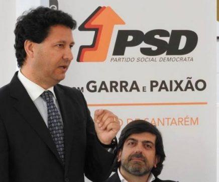 """Distrital de Santarém do PSD mantém """"reserva"""" e """"aguarda para ver"""""""