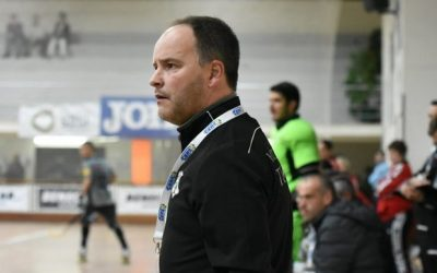 Sporting Clube de Tomar rescinde com treinador e apresenta sucessor