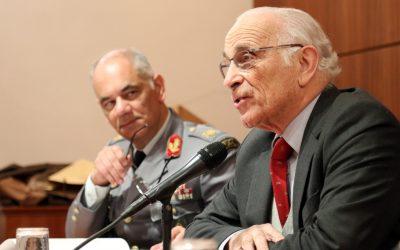 Academia Militar presta homenagem ao Marquês Sá da Bandeira com lançamento de livro biográfico