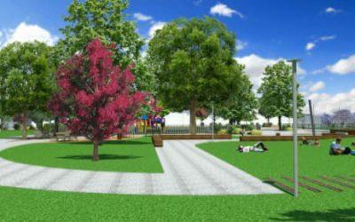 Câmara de Almeirim investe 200 mil euros para requalificar jardim