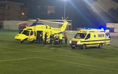Criança de 10 anos em estado grave após atropelamento em Ourém