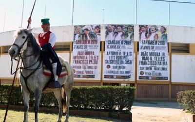 Câmara de Santarém oferece 800 bilhetes para as corridas de touros de Junho