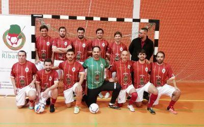 Quinzena cada vez mais líder no Campeonato Amador de Futsal do Ribatejo