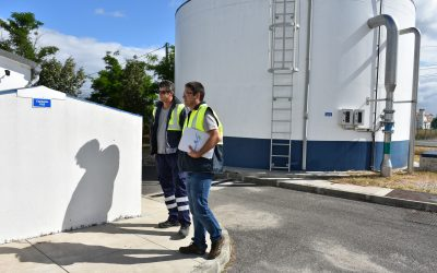 Substituição de conduta suspende abastecimento de água em Almeirim