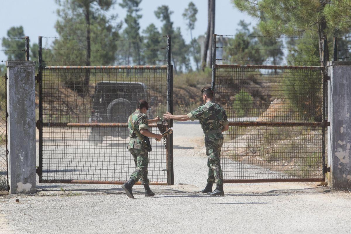 Julgamento de Tancos começa segunda-feira, três anos após início do escândalo do furto de armas