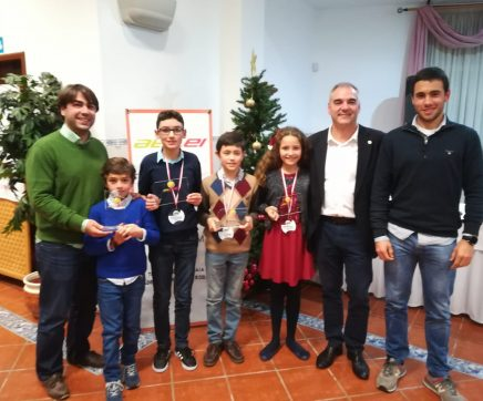 Clube de Ténis de Santarém recebe galardões