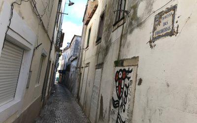 Mulher de 48 anos encontrada morta com indícios de crime em Santarém