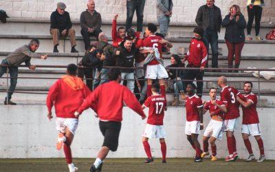 União de Santarém lidera Campeonato Distrital da 1ª divisão no final da primeira volta