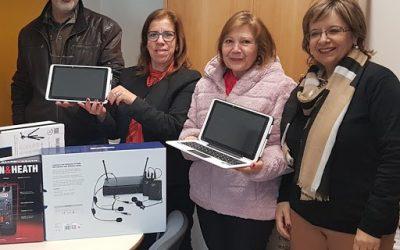 Escola Dr. Ruy d'Andrade recebe Recursos Didácticos Inovadores