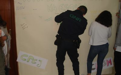 GNR assinala Dia Internacional da Não Violência e da Paz nas Escolas