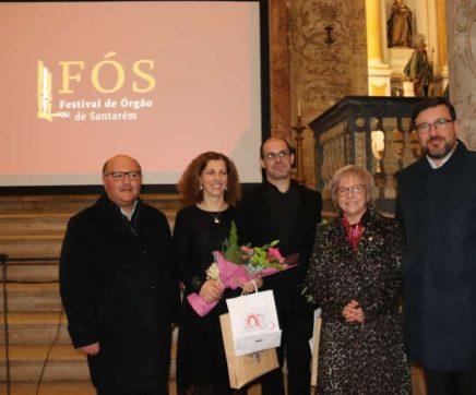 Festival de Órgão de Santarém na final do Iberian Festival Awards
