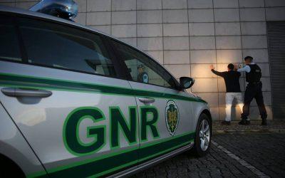 38 pessoas detidas pela GNR em sete dias