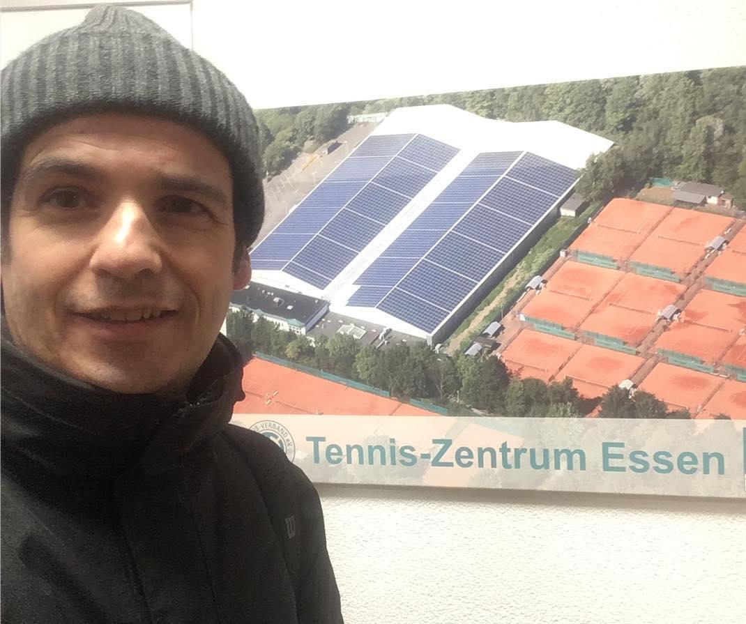 """Tenista de Almeirim vence VIII Torneio """"Ponte da Boutaca"""""""